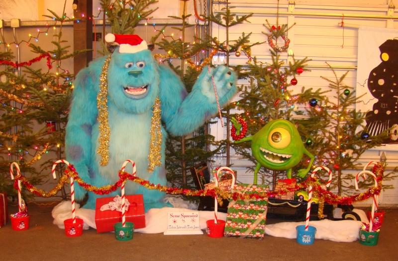 displays � christmas storybook land