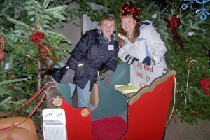 Christmas Storybook Land Greeters