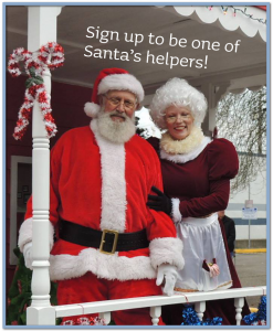 Become a Christmas Storybook Land Volunteer