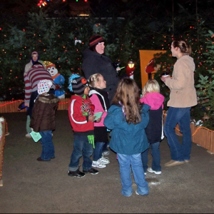 Christmas Storybook Land School Tours