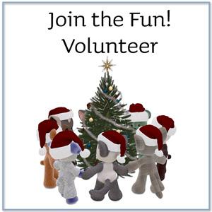 Volunteer for Christmas Storybook Land